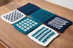Slip Stitch Coasters