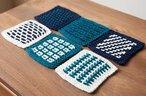 Slip Stitch Coasters