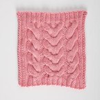 Strawberry Twist Dishcloth