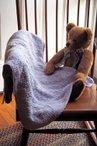 Squares Aplenty Baby Blanket