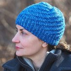 Bristol Diagonal Ribbed Hat