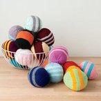 Stripy Spheres