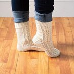 Honeycomb Slipper socks