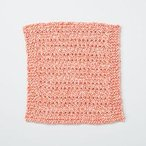 Garter Lace Dishcloth