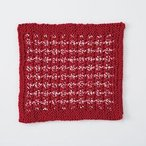 Peppermint Candy Dishcloth