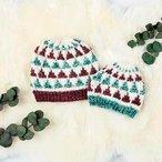 Tiny Triangles Hat