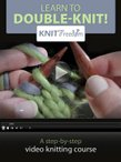 Learn to Double Knit Video eBook