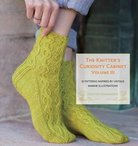 The Knitter's Curiosity Cabinet Vol. lll  eBook