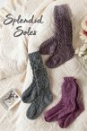 Splendid Soles eBook: Colorfully Coordinated Sock Patterns