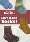 Knit Bits: Learn to Knit Socks eBook