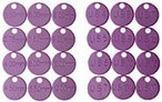 Circular Knitting Needle Size ID Tags