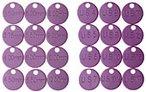Circular Knitting Needle Size ID Tags