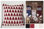 Merry Knitmas Santa Pillow Kit