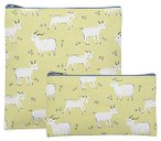 Goats Snack Bags Set/2