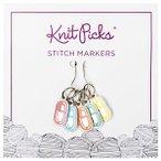 Enamel Stitch Markers - Stitch Marker