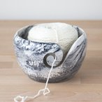 Neo Marble Resin Yarn Bowl