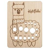 Alpaca Knitting Needle Gauge | KnitPicks.com