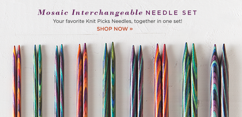 Mosaic Interchangeable Needle Set