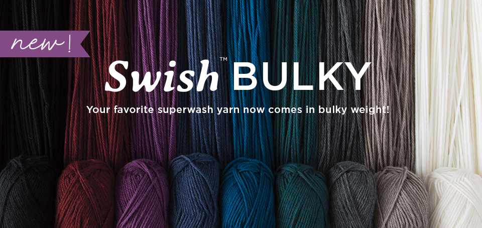 New Swish Yarn - Bulky