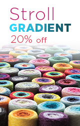 Monthly Yarn Sale - Save 20% off Stroll Gradient Yarn