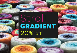Monthly Yarn Sale - Save 20% on Stroll Gradient Yarn