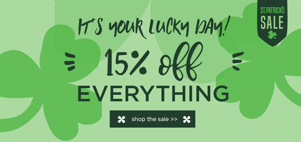 Lucky Day Sale