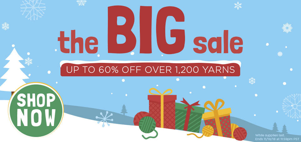 The Big Sale 2018