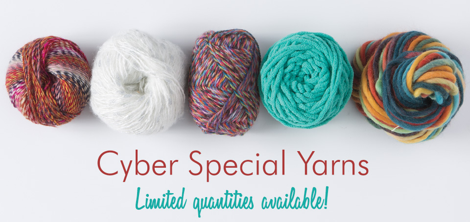 The Big Sale 2018 - Cyber Special Yarns