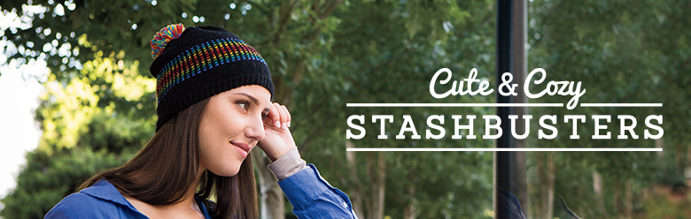 Cute & Cozy Stashbusters