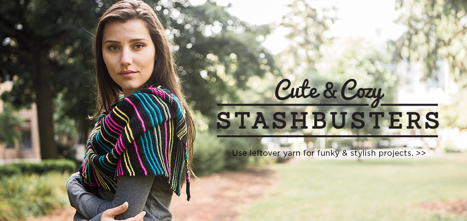 Cute and Cozy Stashbusters