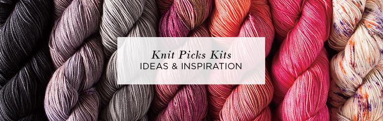 Kits Samplers From Knitpicks