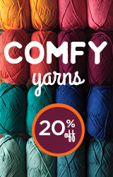 Monthly Yarn Sale - Save 20% off Comfy Yarn