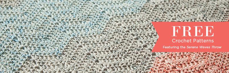 Free Crochet Patterns from KnitPicks.com