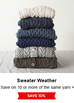 Sweater Yarn Sale