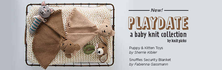 Playdate: A Baby Knits Collection