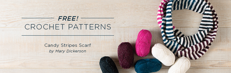 Discover And Download Free Crochet Patterns For Hats Scarves Toys Dish Cloths Home Decor More