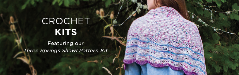 View All Crochet Kits