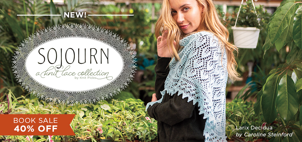 Sojourn - A Knit Lace Collection