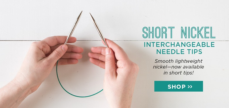 Short Nickel Interchangeable Needle Tips