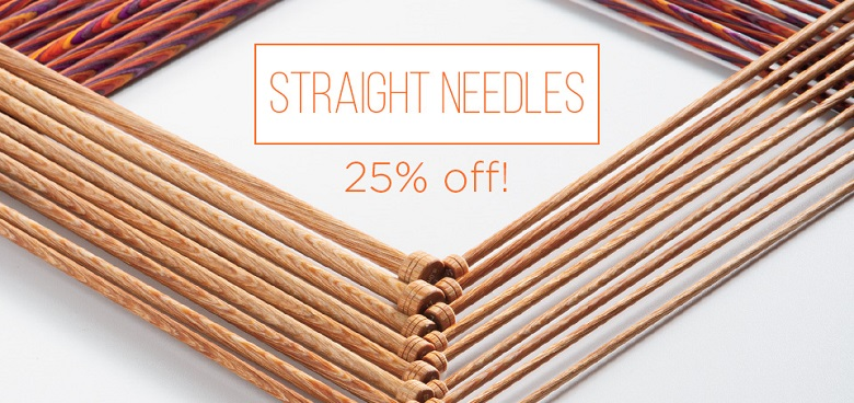 Straight Needle Sale