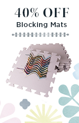 Spring Sale - Blocking Mats