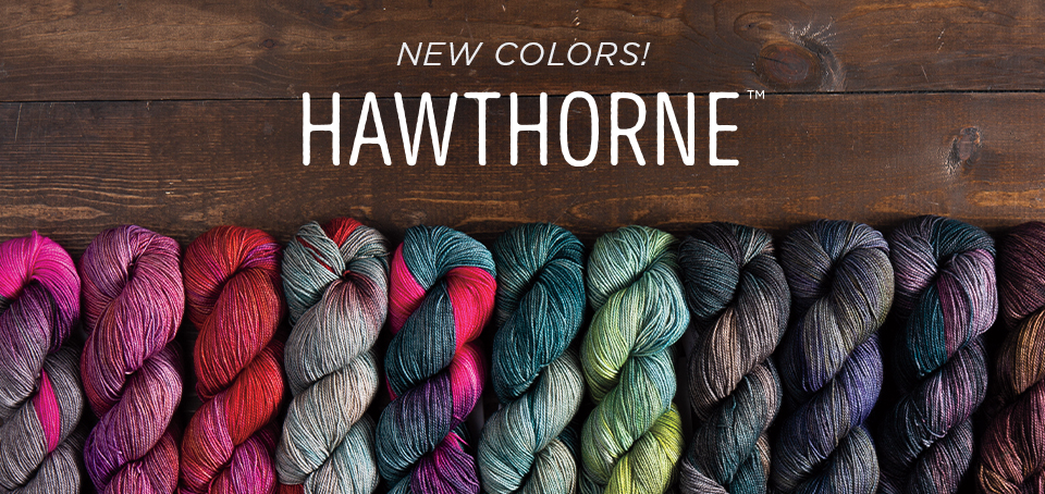 New Hawthorne Colors