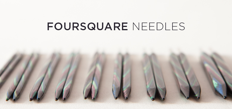 Foursquare Needles