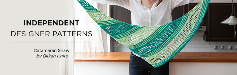 New Independent Designer Patterns