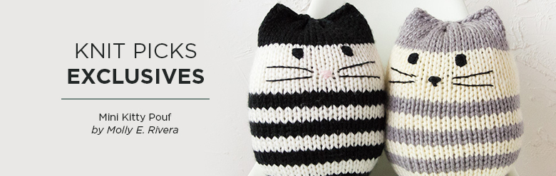Knit Picks exclusive patterns