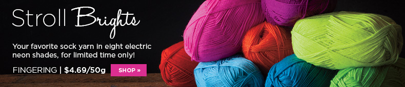 Newest Yarn Colors