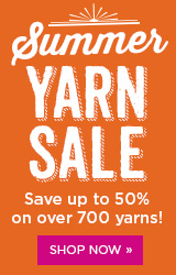 Knitting & Crochet Needle Sale