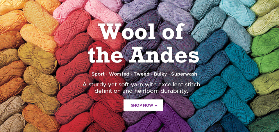 Wool Of The Andes
