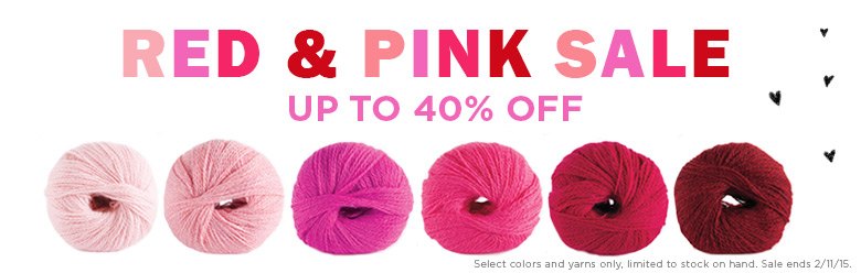Red & Pink Sale