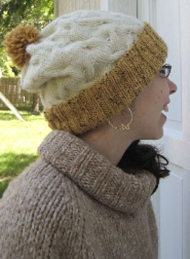 Shake the Barley Hat Pattern
